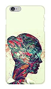 SWAG my CASE PRINTED BACK COVER FOR APPLE IPHONE 7 Multicolor