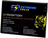 Extremecells® Akku für Samsung Galaxy Note 2 Note II GT-N7100 GT-N7105 ersetzt EB595675LU Accu Battery Batterie