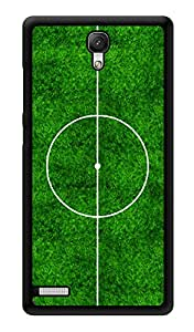 "Humor Gang Football Love Minimalistic Printed Designer Mobile Back Cover For ""Xiaomi Redmi Note - Xiaomi Redmi Note 4G"" (3D, Glossy, Premium Quality Snap On Case)"