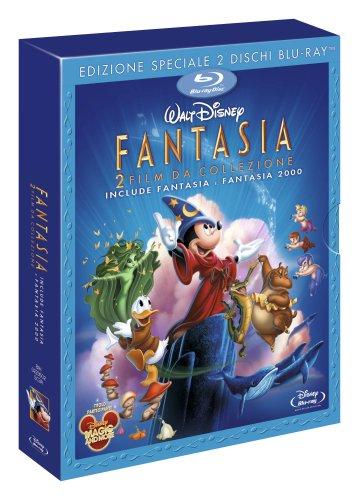 Fantasia + Fantasia 2000(edizione speciale)