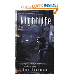 Nightlife (Cal Leandros, Book 1) by Rob Thurman