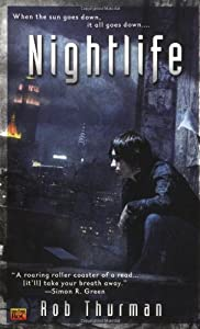 "Cover of ""Nightlife (Cal Leandros, Book 1..."