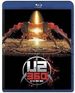 U2: 360° at the Rose Bowl [Blu-ray] from Interscope