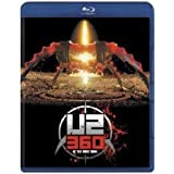 "360 Degrees Tour (360� At The Rose Bowl) [Blu-ray]von ""U2"""