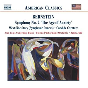 Age of Anxiety: Symphony 2 / Candide Overture