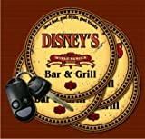 DISNEY'S Family Name Bar & Grill Coasters