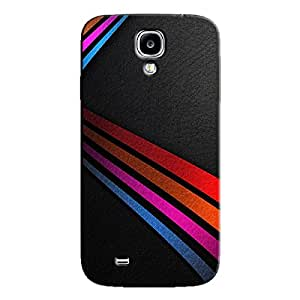 COLOR TEXTURE BACK COVER FOR SAMSUNG GALAXY S4