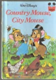 Disney Book Club Country Mouse City Mouse
