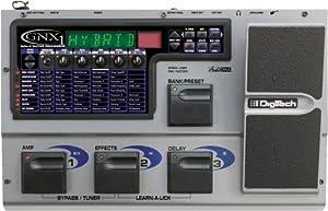 DigiTech GNX1 GeNetX Guitar Processor