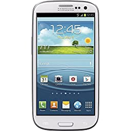 NET10 Galaxy S3 No Contract Phone - Retail Packaging - White