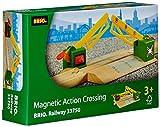 BRIO BRI-33750 Rail Magnetic Action Crossing