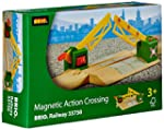 BRIO Rail Magnetic Action Crossing