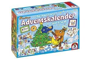 Schmidt Spiele 40506 - Der mausstarke Adventskalender