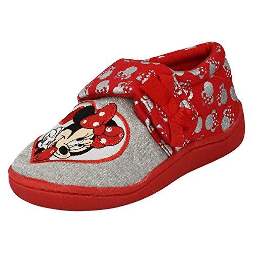 Disney - Sandali con Zeppa da ragazza' , Rosso