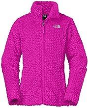 The North Face Laurel Fleece Full Zip Girls Luminous Pink L1416