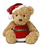 Aurora World Plush Winter Wina Mrs. Santa Bear, 11