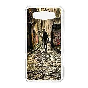 a AND b Designer Printed Mobile Back Cover / Back Case For Samsung Galaxy E7 (SG_E7_1536)