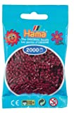 Hama Mini Beads Burgundy