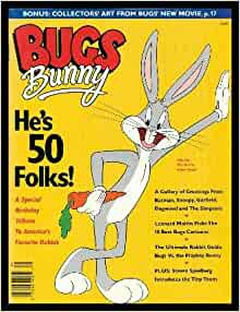 Bugs Bunny: He's 50 Folks: Larry Lazar: Amazon.com: Books