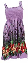 NY Deal Women's Smoked Tube Dress Cov…