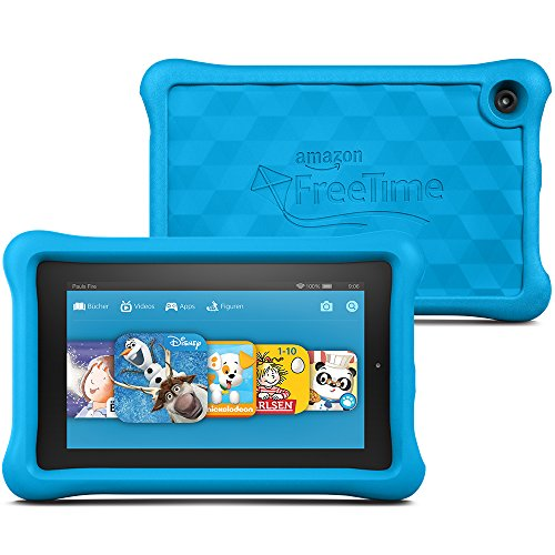 Kindle Fire HD Kids Edition-Tablet Test thumbnail