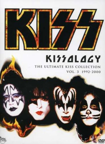 Amazoncom Kiss  Kissology Vol 3 19922000 Ltd