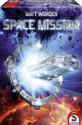 Space Mission Board Game