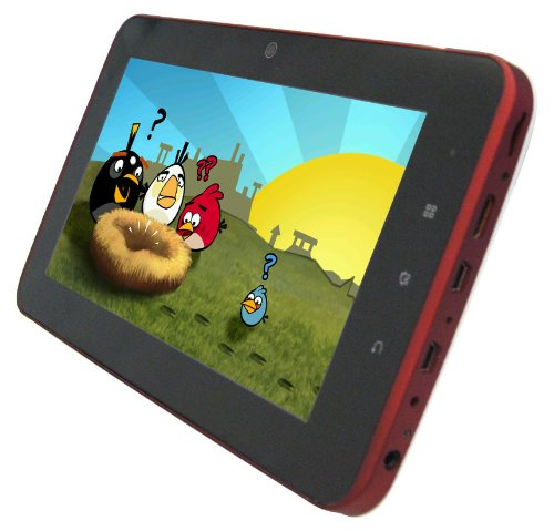 Tursion 7 Inch Android Tablet PC WIFI & 3G with 5 pith touch capacitive screen