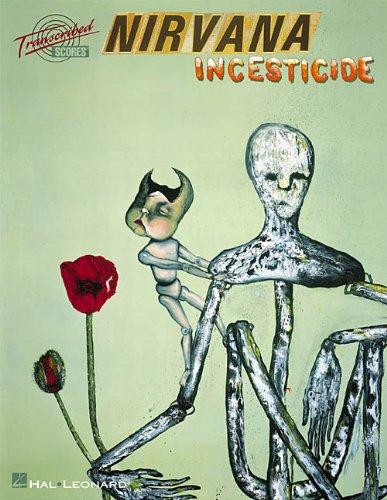 Nirvana: Incesticide (Transcribed Scores)