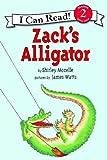 Zack's Alligator (I Can Read Book 2)