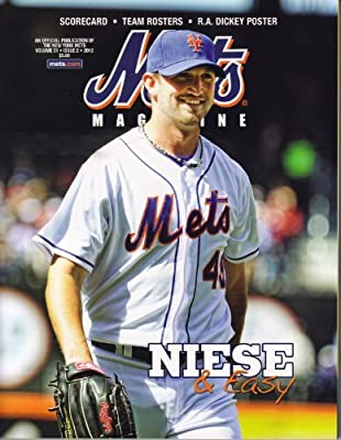 Mets Johan Santana No Hitter Program!