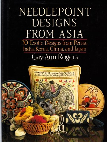 Needlepoint Designs from Asia
