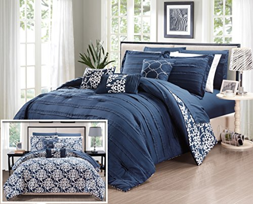 chic-home-10-piece-lear-complete-plearted-ruffles-and-reversible-printed-queen-bed-in-a-bag-comforte