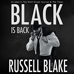 Black Is Back Audiobook
