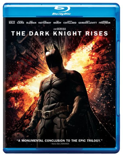 The Dark Knight Rises (Bluray/DVD Combo UltraViolet Digital Copy) Picture