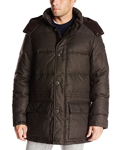 Vince Camuto Men's Hooded Puffer