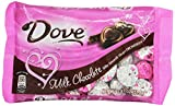 Dove Valentines Heart Promises, Milk Chocolate, 8.87-Ounce Packages (Pack of 4)