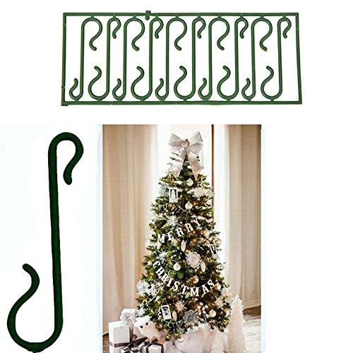 takestopr-400-ganci-verdi-per-appendere-palline-e-decorazioni-natalizie-albero-di-natale-gancetti