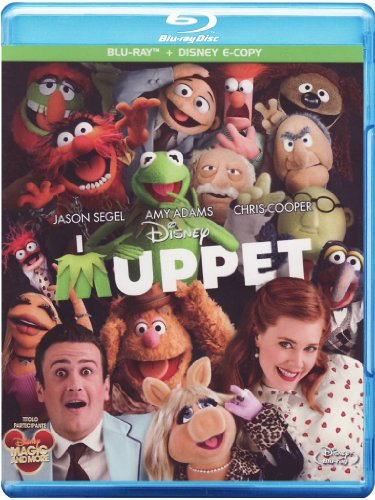 I Muppet (+e-copy) [Blu-ray] [IT Import]