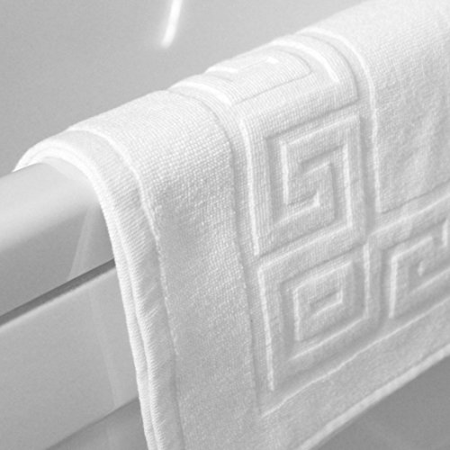 egyptian-cotton-greek-key-pattern-750gsm-bath-mat-by-sleepbeyond-white-2-pack
