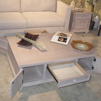 John Boyd Designs Cape May Coffee Table