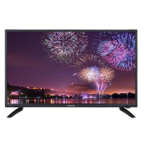OCEANIC 320516B7–80cm (32Inch) HD LED TV, HDMI, A+, Black
