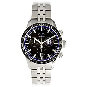 Mens Rotary Chelsea Special Edition Chronograph Watch GB90048/04