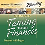30 Days to Taming Your Finances | Deborah Smith Peques