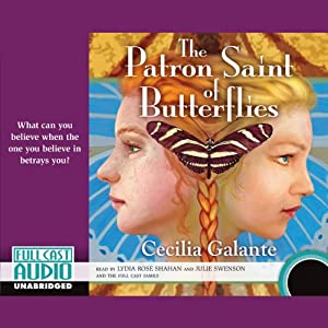 The Patron Saint of Butterflies | [Cecilia Galante]
