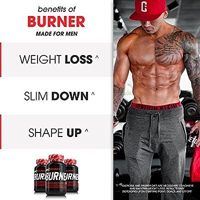 Burner for Men - SHREDZ