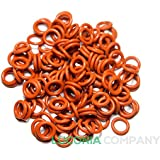 150-piece Rubber O-Ring Dampers Dampener keycap Key Switch Mechanical Keyboard CHERRY