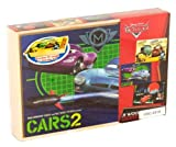 Cars 2 3 In A Box Wooden Puzzle Disney 24 Piece Jigsaw Wooden