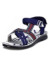 Pu-Rocks Men's Feel-Lite Sandals & Floaters