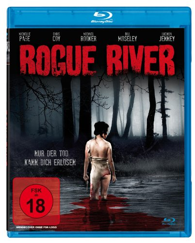 Rogue River - Nur der Tod kann dich erlösen (Blu-ray)